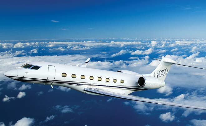 How much does chartering a private jet cost?