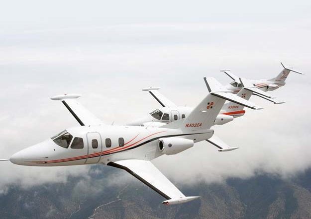 What is the best private jet for 4 passengers
