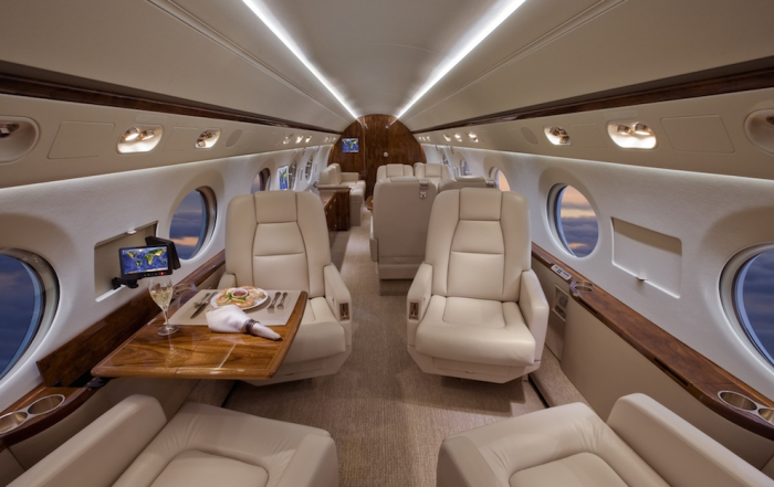 Chartering vs First-Class   When is it more efficient to charter?