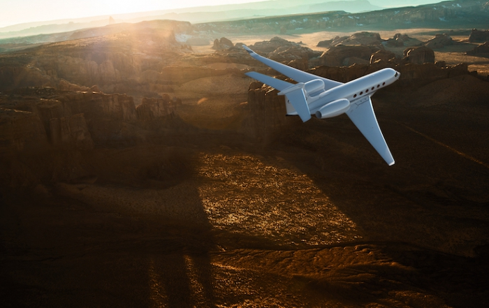 Gulfstream announces G500 and G600