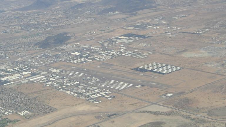 Phoenix Deer Valley Airport