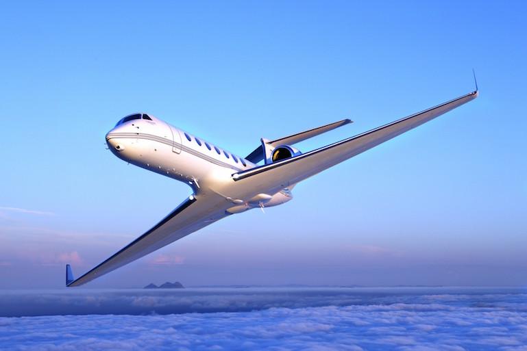 Gulfstream G5 Jet