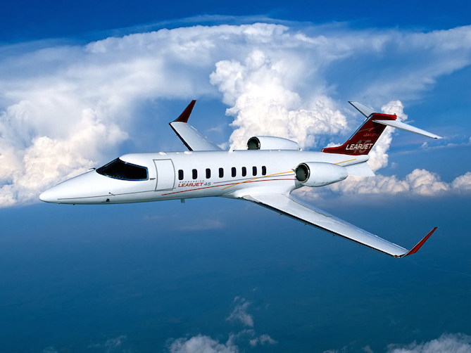Lear Jet Prices Specifications Amp Charter Info Air Charter