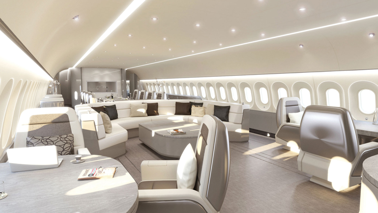 The Most Expensive Private Jets Available