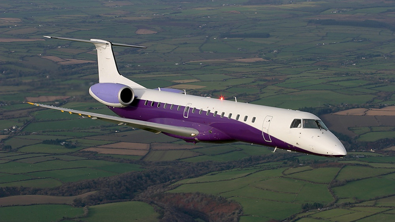 Embraer Rj145 Regional Airliner Specifications And Charter Info